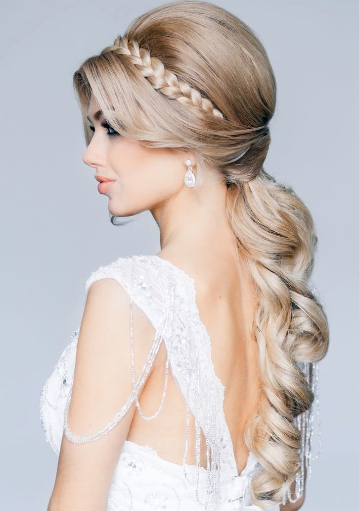 new hair style wedding hairstyles 2014 stylish wedding armenian 8168