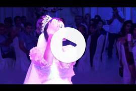 Wedding dance Gohar